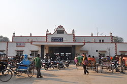 సుల్తాన్పూర్ రైల్వే స్టేషను