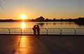 Sunrise at Tidal Basin 11.28,'13 115.JPG