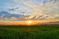 Sunset at Rawal Lake.jpg
