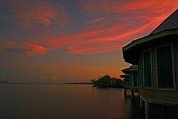 Sunset at Sapapaliʻi