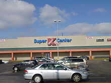 A Super Kmart Center Store In Lorain Ohio February 2013 This Has Closed As Of September 18 2016