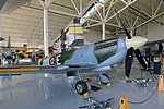 Supermarine Spitfire Mark XVI, 1945 - Evergreen Aviation & Space Museum - McMinnville, Oregon - DSC00601.jpg