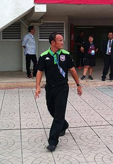 Thai footballer