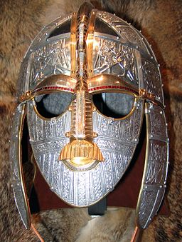 Sutton Hoo Helmet Replica(shortened)
