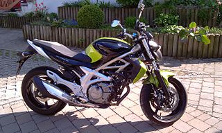 Suzuki Sv Touring Comfort