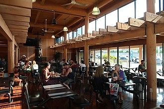 Swartz Bay Ferry Terminal - Lands End Café