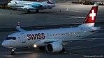 Swiss Bombardier CSeries CS100 HB-JBE (33269449451).jpg