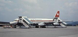 Swissair Flight 330 Airline bombing incident in 1970