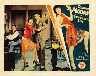 <i>Synthetic Sin</i> 1929 film