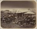 Syr Darya Oblast. Aulie-Ata. Horse Bazaar WDL10903.png