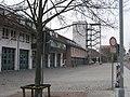 Tübingen Kelternplatz und Feuerwehr.JPG
