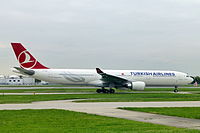 TC-JNS - A333 - Turkish Airlines