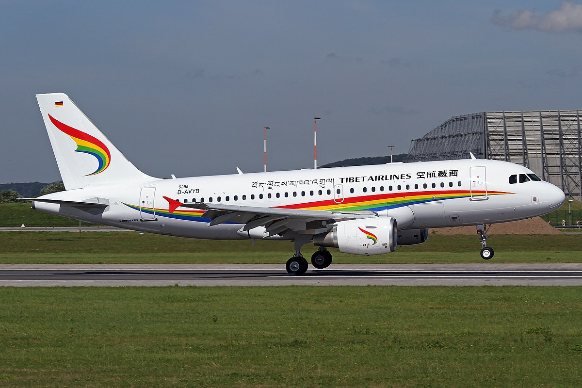 tibet airlines � wikip233dia