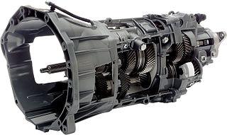 Tremec TR-3160 transmission