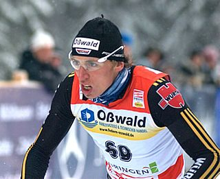 Tim Tscharnke cross-country skier