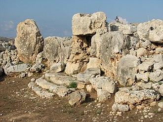 Megalithic Temples of Malta - Ta' Ħaġrat