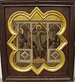 Taddeo gaddi, storie di cristo e di s. francesco (armadio di s. croce), 1335-40 ca. 21 capitolo di arles.JPG