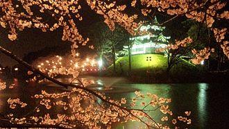 Jōetsu, Niigata - Image: Takada castle ruins