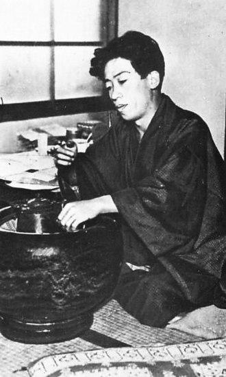 Japanese Communist Party - Takiji Kobayashi, prominent author of proletarian literature