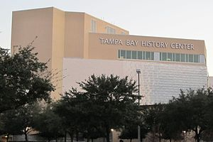 Tampa Bay History Center - Image: Tampa Bay History Center