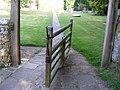 Tapsel gate - geograph.org.uk - 1414352.jpg