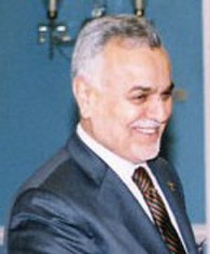 Iraqi governorate elections, 2009 - Tariq Al-Hashimi