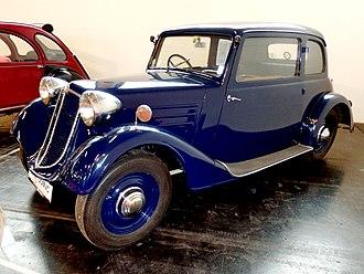 Tatra 57 - Image: Tatra 57A 1936 (10610746276)