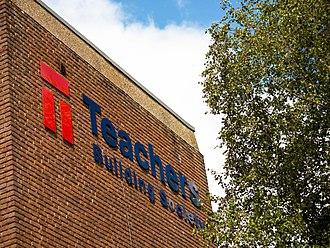 Teachers Building Society - Teachers Building Society headquarters in Wimborne, Dorset