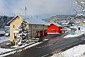 Techelsberg Sankt Martin Gemeindeamt mit Feuerwehr 31012015 728.jpg