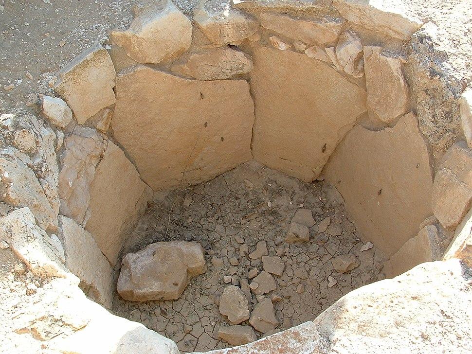 Tel Arad - Well