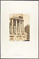 Temple de Jupiter, à Baâlbek (Héliopolis) MET DP131975.jpg