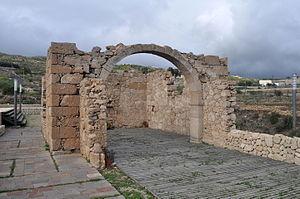 Fasnia - Old church in Fasnia