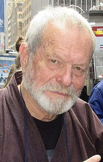 Terry Gilliam British-American screenwriter, film director, animator, and actor