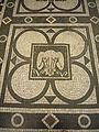 Testaccio - s M Liberatrice mosaico zodiacale Ariete 1180501.JPG