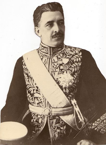 Teymourtash in Official Court Uniform. Teymourtash in official Court Uniform.jpg