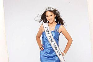 Miss New York USA -  Thatiana Diaz, Miss New York USA 2015.