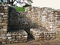 The Bath House, Chesters Fort - the Hot bath - geograph.org.uk - 1039440.jpg