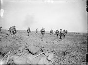 The Battle of the Somme, July-november 1916 Q1308