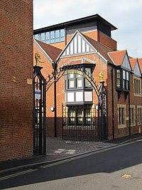 The Brewery gates - geograph.org.uk - 1385776.jpg