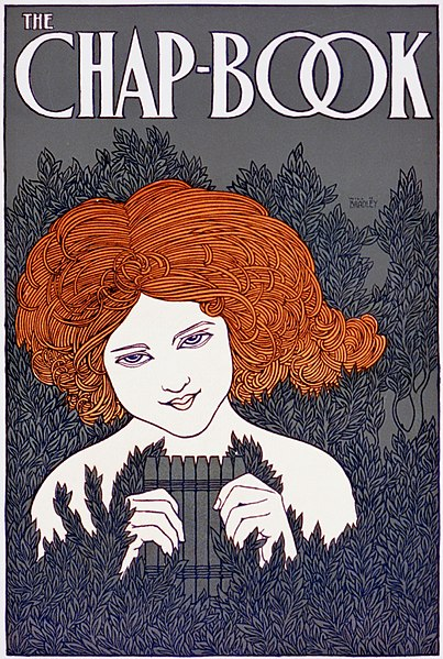 File:The Chap-Book No. 5, the pipes, advertising poster, 1895.jpg
