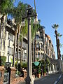 The City of Riverside used a bell from the Miller bell collection to design the city's street lights of downtown Riverside..JPG