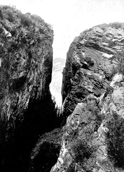 The Cleft Rock above Hotlne Chase-A Book of Dartmoor.jpg