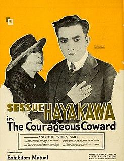 <i>The Courageous Coward</i> 1919 film by William Worthington