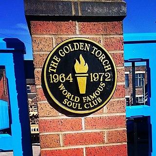 Golden Torch