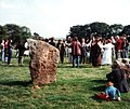 The Gorsedd of Bards of Caer Abiri, first ceremony, September 1993.jpg