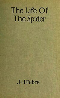 The Life of the Spider cover