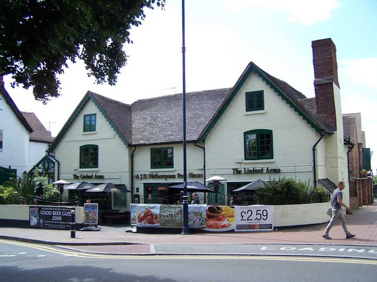 The Linford Arms, Cannock - geograph.org.uk - 845354.jpg