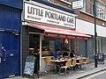 The Little Portland Café, Little Portland Street, W1 - geograph.org.uk - 1528660.jpg