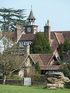 The Manor House, The Lee, Bucks.JPG
