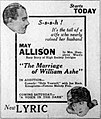The Marriage of William Ashe (1921) - Ad 2.jpg